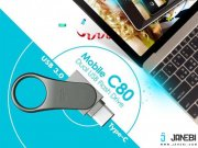 فلش مموری سیلیکون پاور Silicon Power Mobile C80 USB Type-C Flash Memory - 16GB
