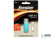 فلش مموری انرجایزر Energizer Metal USB Flash Memory - 8GB
