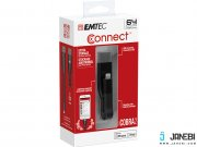 فلش مموری امتک Emtec iCOBRA2 T500BL Lightning USB Flash Memory 64GB