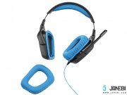 هدست بازی لاجیتک Logitech G430 Surround Sound Gaming Headset