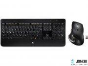 موس و کیبورد بی سیم لاجیتک Logitech Wireless Keyboard and Mouse Performance Combo MX800