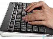 کیبورد بی سیم لاجیتک Logitech Wireless Keyboard Illuminated K800