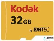 کارت حافظه کداک Emtec Kodak UHS-I U1 Class 10 85MBps 580X microSDHC 32GB