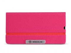 کیف چرمی نیلکین سونی Nillkin Leather Case  Sony Xperia Z