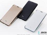 کیف اصلی ال جی Voia CleanUP Premium View Flip Cover LG X Cam