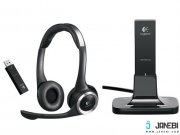 هدست بی سیم لاجیتک Logitech ClearChat PC Wireless Headset