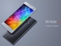 Mi Note 2، نخستین گوشی هوشمند شائومی با صفحه نمایش Edge