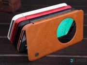 کیف چرمی نیلکین ایسوس Nillkin Qin Leather Case Asus Zenfone Max ZC550KL