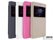 کیف نیلکین هواوی Nillkin Sparkle Leather Case Huawei Honor V8