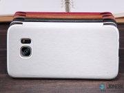 کیف چرمی نیلکین سامسونگ Nillkin Qin Leather Case Samsung S7 Edge