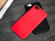 قاب  اصلی چرمی آیفون Apple iPhone 5/5S/SE Orginal Leather Case