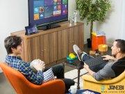 کیبورد بی سیم با تاچ پد مایکروسافت Microsoft All-in-One Media Keyboard