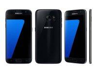 سامسونگ در رقابت با iPhone 7 جت بلک، نسخه مشکی براق Galaxy S7 را عرضه می کند