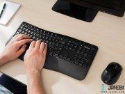 موس و کیبورد بی سیم مایکروسافت Microsoft Wireless Comfort Desktop 5050