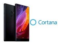 شائومی Mi Mix را با دستیار هوشمند صوتی Cortana عرضه می کند