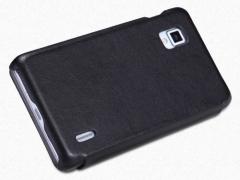 کیف چرمی نیلکین ال جی Nillkin Leather Case LG Optimus G