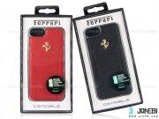قاب محافظ چرمی آیفون CG Mobile Ferrari Leather Case iPhone 7/8