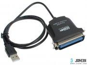 مبدل یو اس بی به پورت پرینتر موازی بافو BAFO USB to Parallel Printer Adapter BF-1284