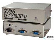 اسپلیتر وی جی ای 2 پورت 500 مگاهرتز بافو BAFO VGA Splitter BF-H231