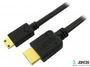 کابل مینی اچ دی ام آی بافو BAFO Mini HDMI Round Cable 2m