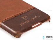 قاب محافظ چرمی ساده پیرکاردین بلک بری Pierre cardin Case BlackBerry DTEK50