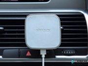 شارژر بی سیم آهن ربایی داخل خودرو نیلکین Nillkin Car Magnetic Wireless Charger MC015