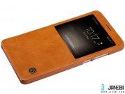 کیف چرمی نیلکین هواوی Nillkin Qin Leather case Huawei Mate 9