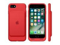 اپل نسخه قرمز رنگ کیس باتری دار خود را برای iPhone 7 معرفی نمود