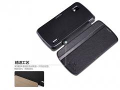 کیف چرمی مدل01 برای LG Google Nexus 4 مارک Nillkin