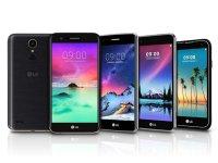 ال جی و معرفی نسل جدید گوشی های میان رده K10 و K8