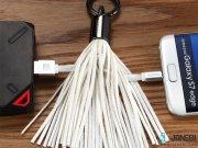 کابل شارژ و انتقال داده ریمکس Remax Ring Data Micro USB Cable RC-053m