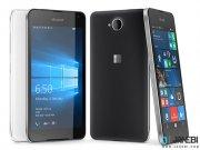 درب پشت و جلوی گوشی لومیا Microsoft Lumia 650