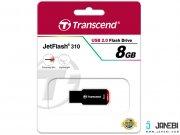 فلش مموری ترنسند Transcend JetFlash JF310 USB 2.0Flash Drive 8GB