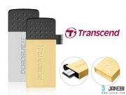فلش مموری ترنسند Transcend 8GB JetFlash JF380G USB 2.0 OTG Flash Drive