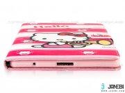 کیف تبلت هواوی طرح کیتی Colourful Case Huawei MediaPad M2 8.0 Kitty