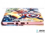 کیف تبلت سامسونگ طرح اونجرز Colourful Case Samsung Galaxy Tab A 8.0 Avengers