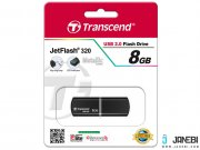 فلش مموری ترنسند Transcend JetFlash JF320 USB 2.0 Flash Drive 8GB