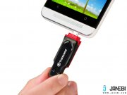 فلش مموری ترنسند Transcend JetFlash JF340 USB 2.0 OTG Flash Drive 8GB