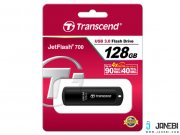 فلش مموری ترنسند Transcend JetFlash JF700 USB 3.0 Flash Drive 128GB