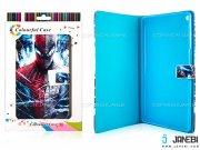 کیف تبلت ایسوس طرح مرد عنکبوتی Colourful Case Asus ZenPad 8.0 Z380C Spider Man