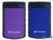 هارد اکسترنال ترنسند Transcend Storejet 25H3 USB 3.0 1TB