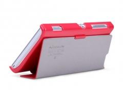 کیف چرمی نیلکین سونی Nillkin Leather Case Sony Xperia ZL