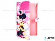 کیف تبلت ایسوس طرح میکی موس Colourful Case Asus ZenPad 8.0 Z380C Mickey Mouse