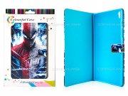 کیف تبلت لنوو طرح مرد عنکبوتی Colourful Case Lenovo Tab S8 Spiderman