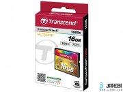 کارت حافظه ترنسند Transcend 16GB Premium 1000X Compact Flash Card