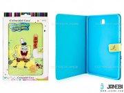 کیف تبلت سامسونگ طرح باب اسفنجی سبز Colourful Case Samsung Galaxy Tab S2 8.0 SpongeBob