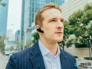 هندزفری بلوتوث و شارژر فندکی جبرا Jabra Boost Bluetooth Headset And Car Charger
