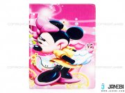 کیف آیپد طرح میکی موس Colourful Case Apple iPad 2/3/4 Micky Mouse