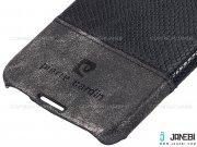 قاب محافظ چرمی طرح دار پیرکاردین بلک بری Pierre cardin Cover BlackBerry DTEK60