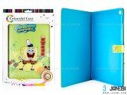 کیف آیپد ایر 2 طرح باب اسفنجی Colourful Case iPad Air 2 SpongeBob